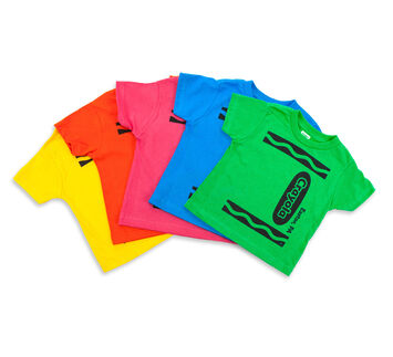 Crayola Youth I'm a Crayon T-Shirt