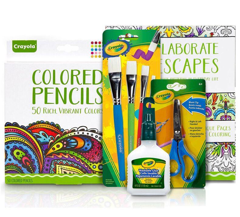 Tin Can Pencil Holder Craft Kit
