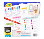 Take Note! Permanent Markers, 12 count Front View
