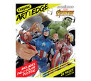 Art with Edge Avengers Infinity Wars Front