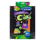 Crayola Creativity Canvas, 2 Count Black