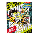 Art with Edge, Nickelodeon SpongeBob Squarepants Coloring Pages Front View