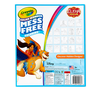 Color Wonder Mess Free Refill Book, Elena of Avalor Back View