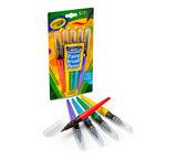 Paint Brush Pens, Classic, 5 Count