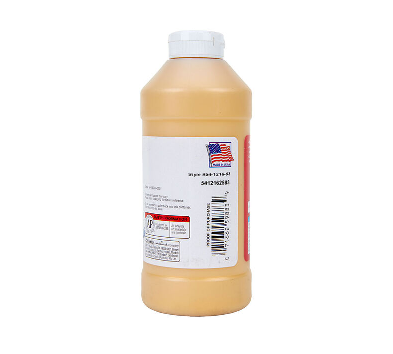 Premier Tempera Paint 16-oz. Gold