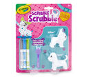 Scribble Scrubbies Dogs 2 Pack front view