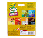 Silly Scents Mini Twistables Stinky Scents Scented Crayons, 12 Count Front View of Package