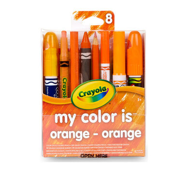 My Color is Orange