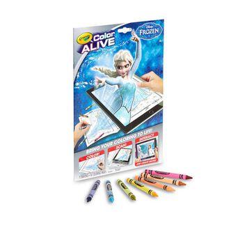 Color Alive - Frozen