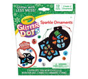 Glitter Dots DIY Sparkle Ornaments Front View of Package