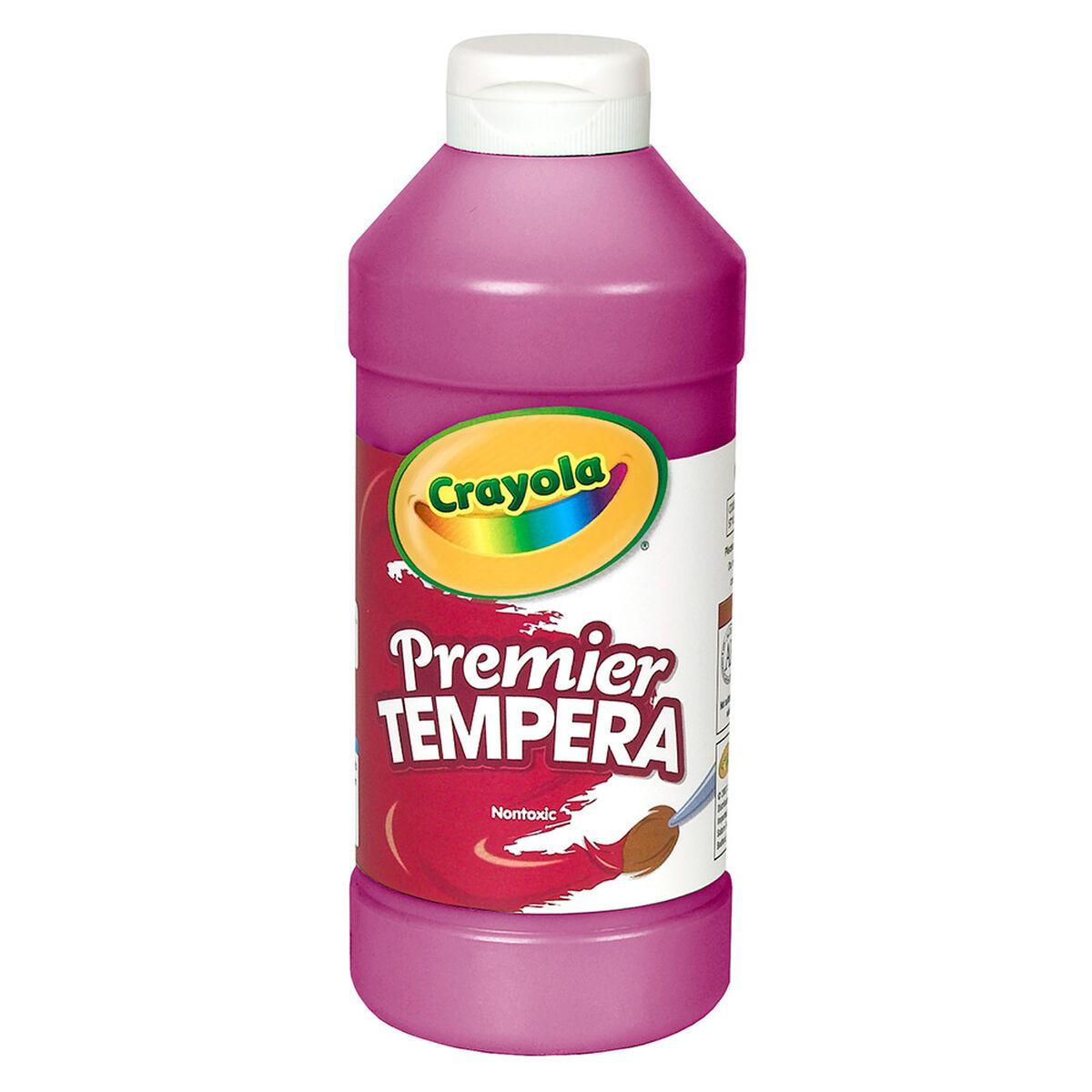 Premier Tempera Paint 16-oz.-Choose Your Color - Crayola