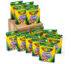 Ultra Clean Washable Large Crayons 12 pack with package