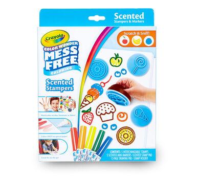 Color Wonder Mess Free Scented Stampers