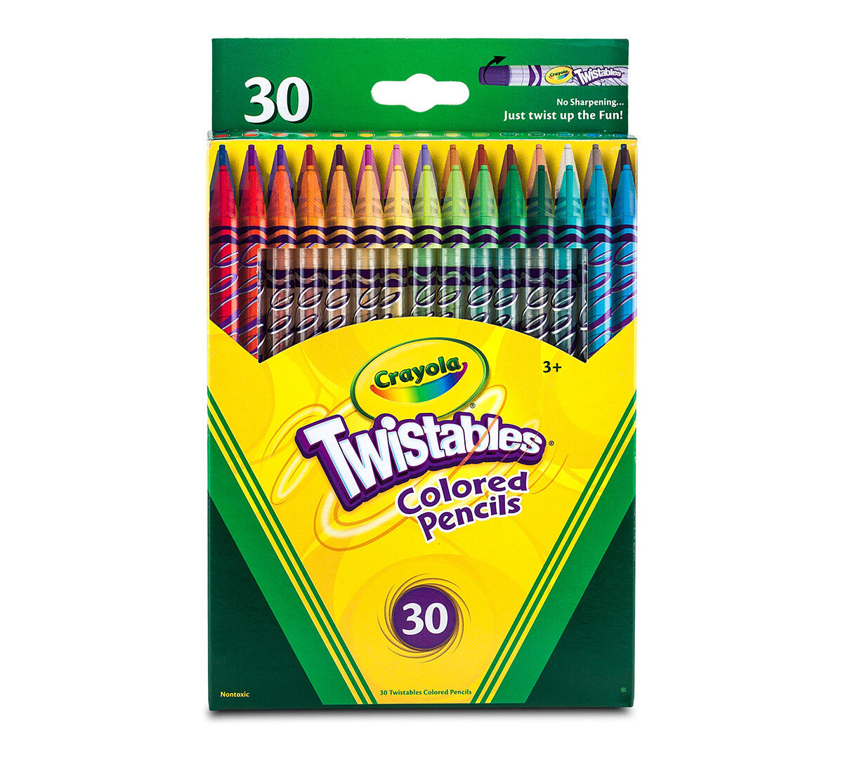 twistables colored pencils 30 count