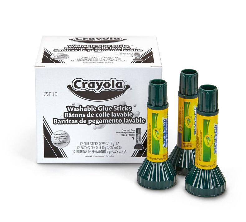 Glue Sticks (Bulk Pack), 12 per box, 29-oz. each