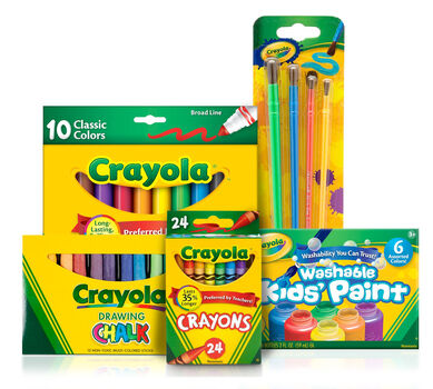 Essential Easel Supplies Kit