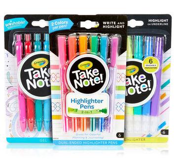 Essential College School Supplies Kit