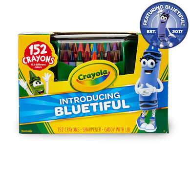 Ultimate Crayon Collection
