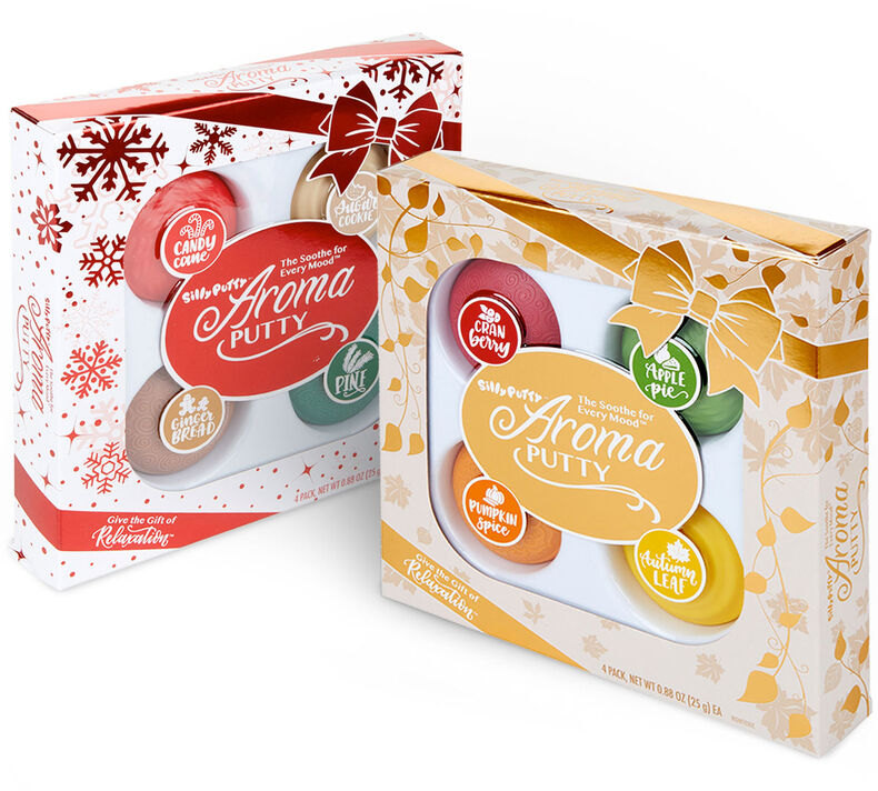 Aroma Putty Fall & Winter Gift Set