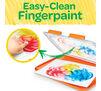 Easy Clean Fingerpaint