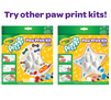Try other paw print kits!