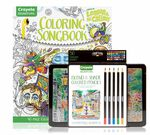 Lennon & McCartney Adult Coloring Kit