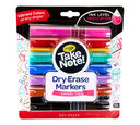 Take Note Dry Erase 12 count front of package