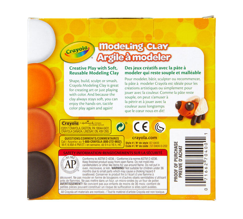 Modeling Clay - Assorted
