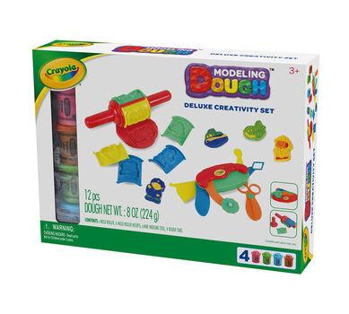 Crayola Modeling Dough Deluxe Creativity Set