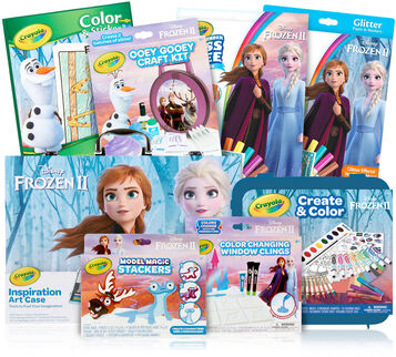 Frozen 2 8-in-1 Gift Set