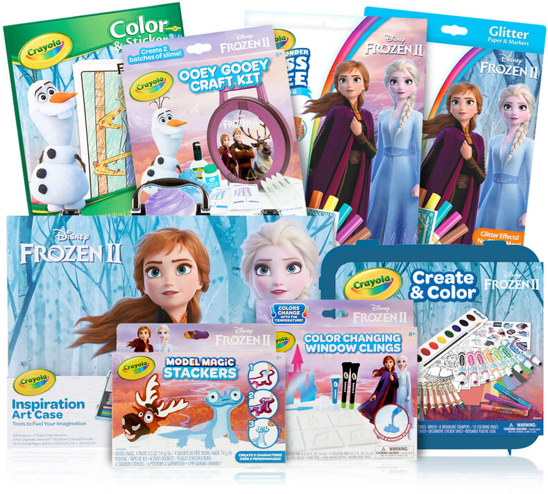 Frozen 2 8-in-1 Gift Set - You Pick