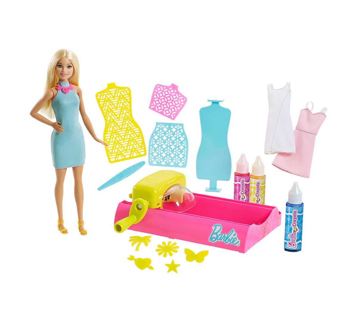 7 Pairs of Shoes Made to Fit the Barbie Doll
