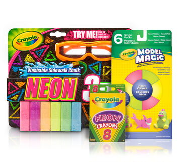 Easter Basket Stuffers - Neon Art Supplies