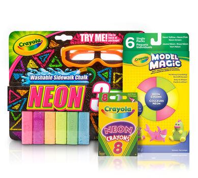 Easter Basket Stuffers - Neon Art Supplies