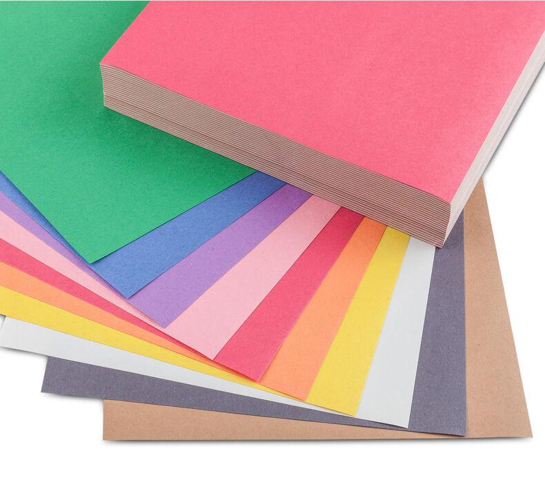 Construction Paper 240 ct, 10 Colors- 2 Pack Bundle