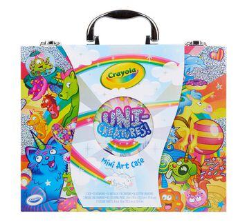 Uni-Creatures Mini Art Case front view