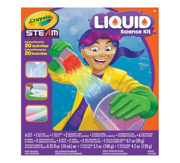 STEAM Liquid Science Kit