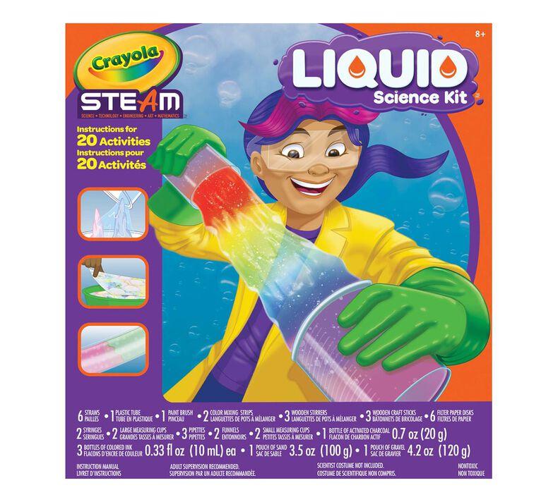STEAM Liquid Science Kit