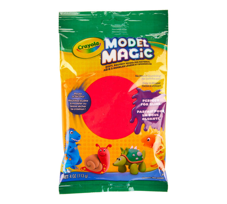 Model Magic 4-oz. Red