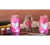 Valentine's Day Sparkle Lantern Craft
