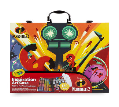 Inspiration Art Case, Incredibles 2