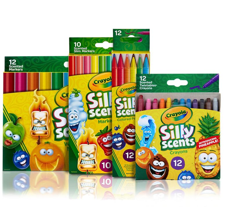 Silly Scents Back to School Bundle