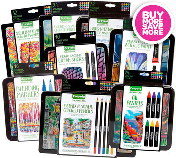 Signature Artistry Tools 8-in-1 Gift Set - You Pick