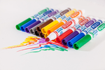 Ultra-Clean Washable Markers, Broad Line, 8 Count