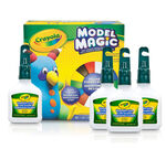Butter Slime Party Kit for 10 front view of products included