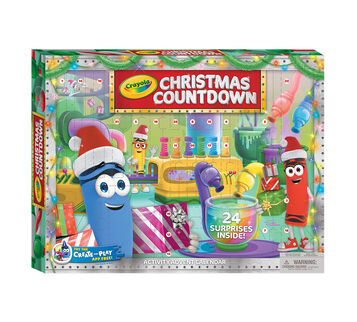 Christmas Countdown Next Generation Front View