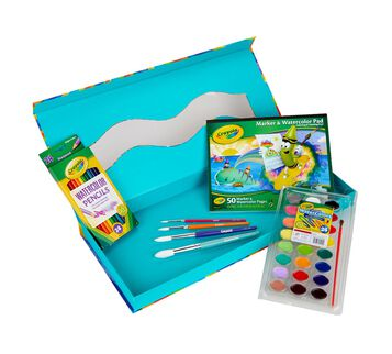 Crayola Watercolor Collection Items Included