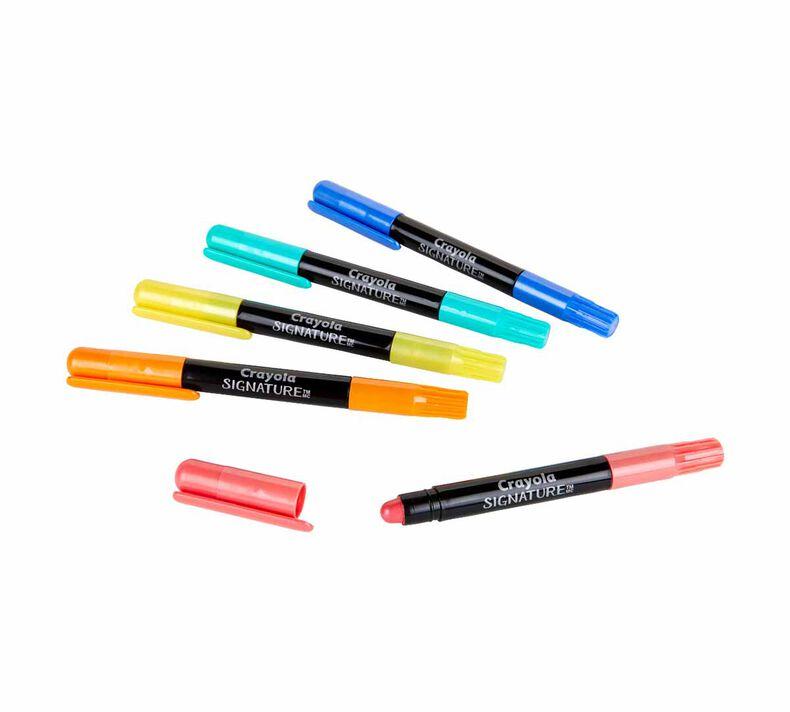Signature Pearlescent Cream Sticks, 10 Count