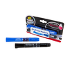 Low Odor Dry Erase Markers, Chisel Tip, 2 Count