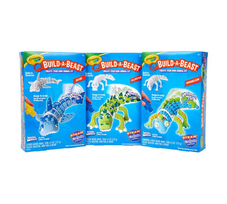 Build A Beast Bundle Craft Kit